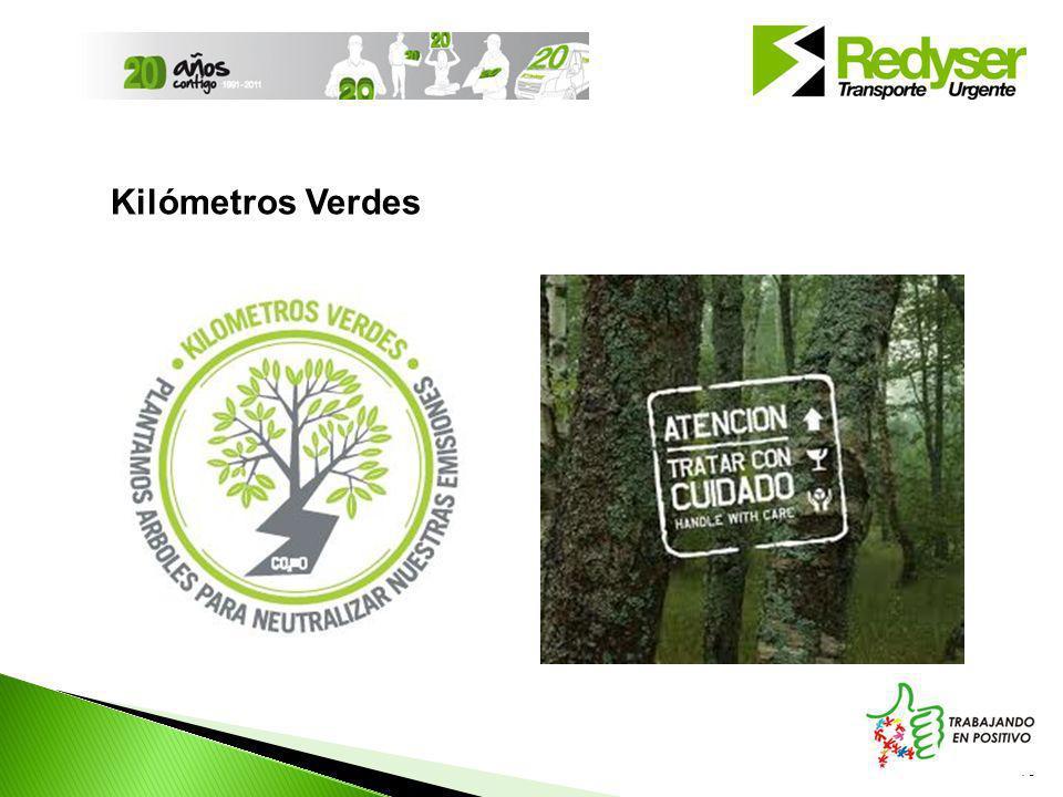 13 Kilómetros Verdes