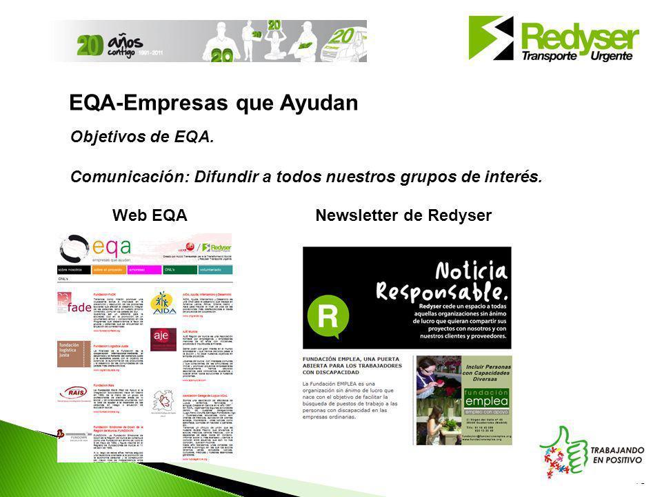 18 EQA-Empresas que Ayudan Objetivos de EQA.