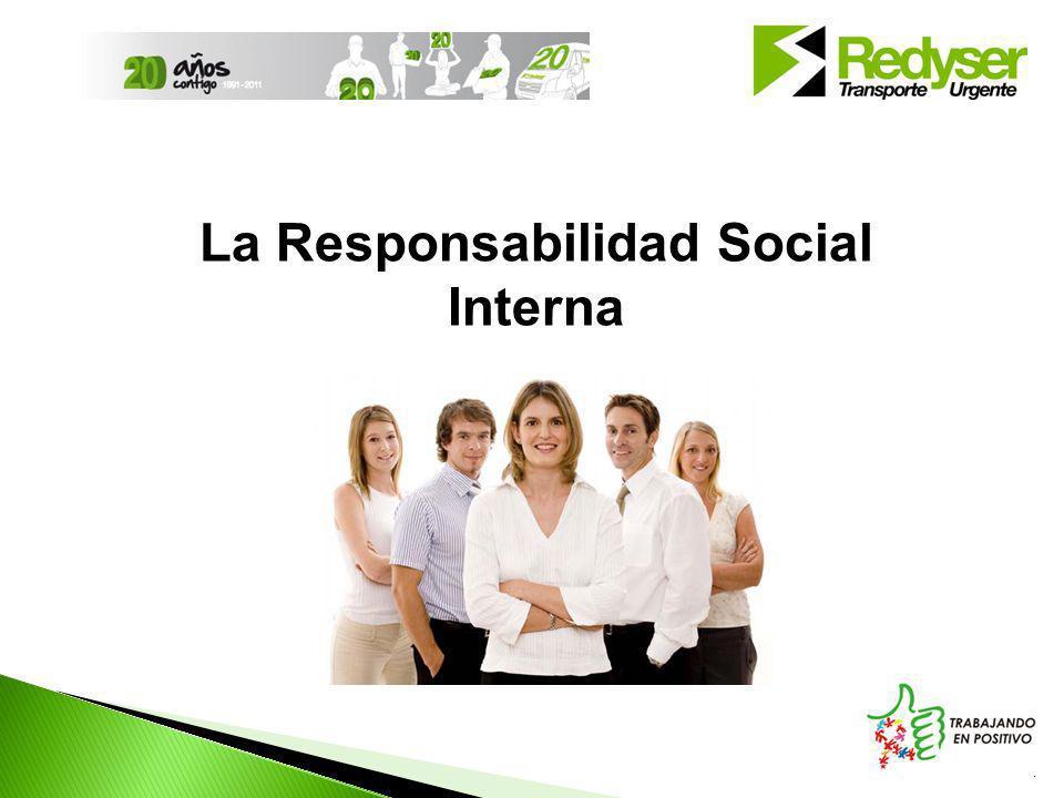 4 La Responsabilidad Social Interna