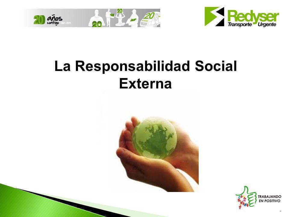 9 La Responsabilidad Social Externa