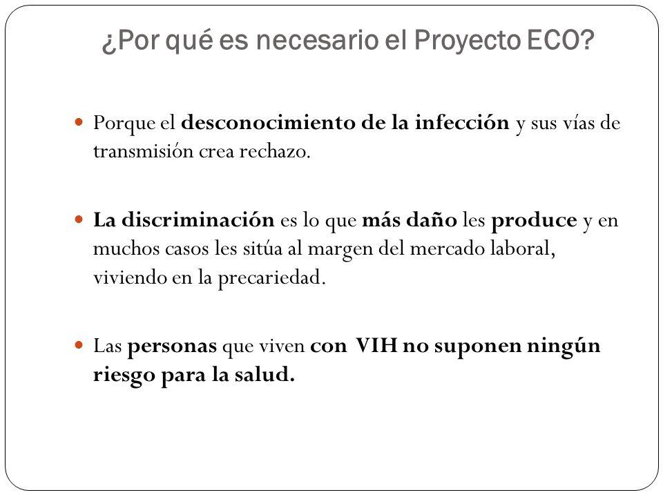 ¿En qué consiste el Proyecto ECO.