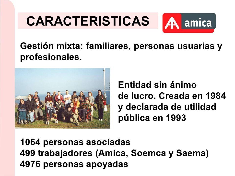 Nace el Centro Especial de Empleo como empresa En diciembre de 1990 se constituye SOEMCA S.L.