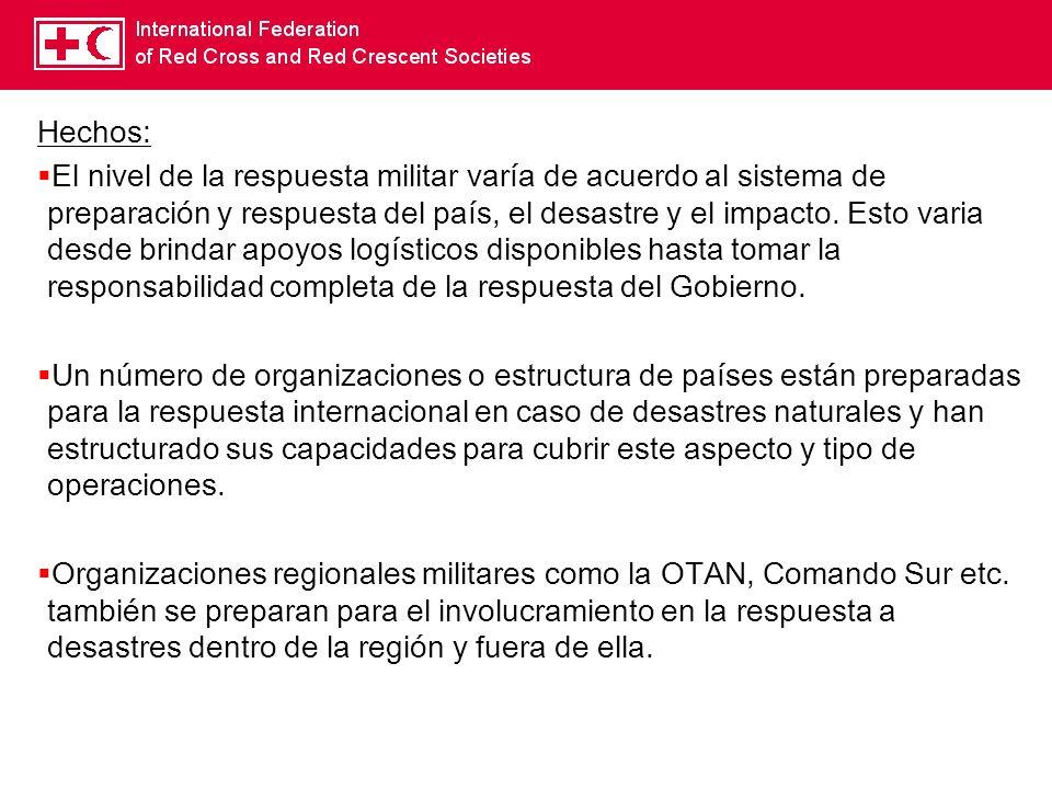DESAFIOS PARA EL SISTEMA DE CRUZ ROJA EN AMERICA.A nivel regional: A nivel nacional.