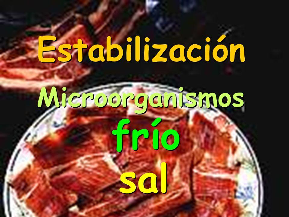 Procesos: Estabilización Aromatización SAL