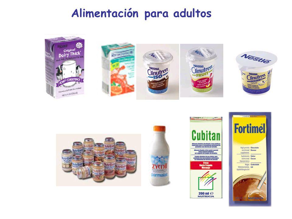 Alimentación para adultos