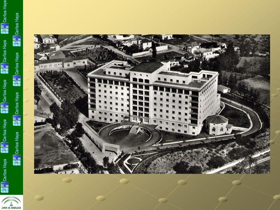Evolución de la restauración hospitalaria en el H.R.U.C.H. I. ORGANIZACIÓN HASTA FINALES DE LOS 90