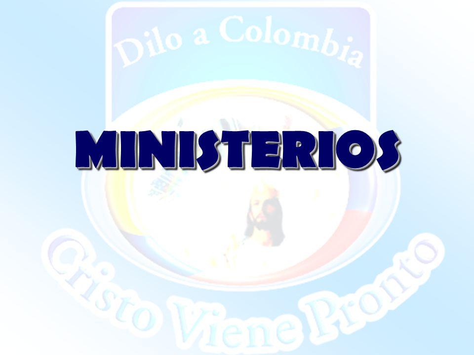 ¿QUÉ ES UN MINISTERIO.