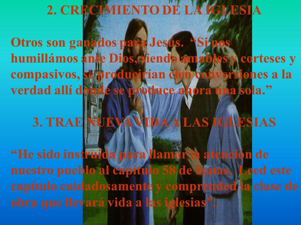 EFECTOS SECUNDARIOS DEL MINISTERIO DE SALUD Y BENEFICENCIA 1.BENEFICIOS PERSONALES Beneficios Espirituales: Al socorrer al pobre, simpatizar con el af