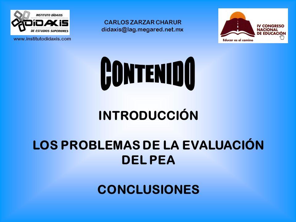 www.institutodidaxis.com CARLOS ZARZAR CHARUR didaxis@lag.megared.net.mx