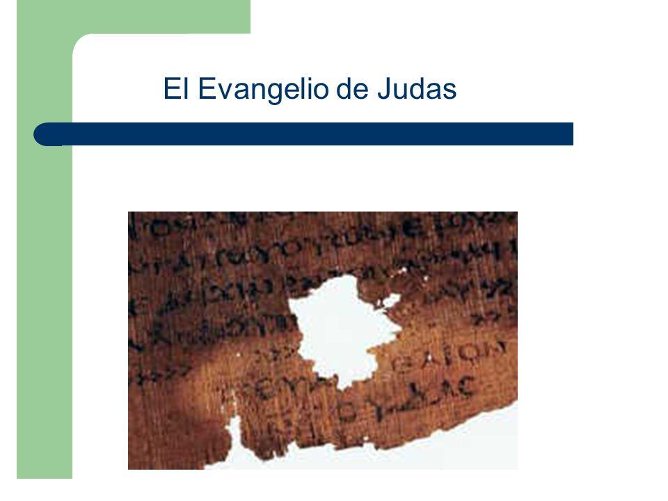 El Evangelio de Judas