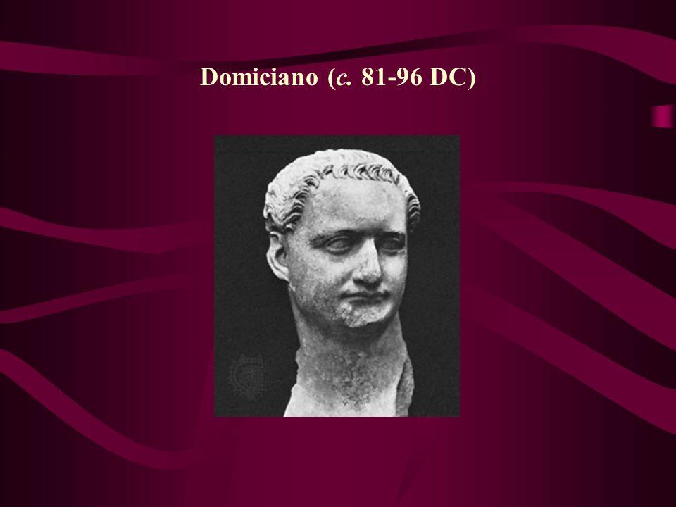 Domiciano (c. 81-96 DC)