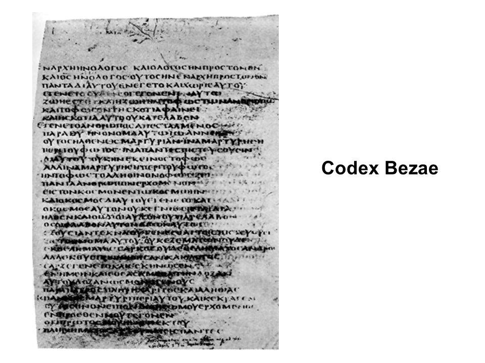 Codex Bezae