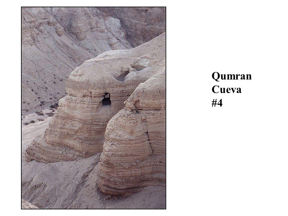 Qumran Cueva #4