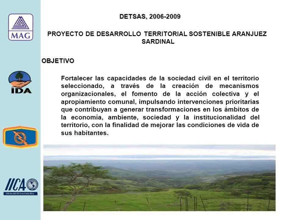 OBJETIVOS ESPECIFICOS 1 Fomentar la interacción comunal para el análisis, identificación de propuestas, y la implementación de acciones que favorezcan el desarrollo del territorio.