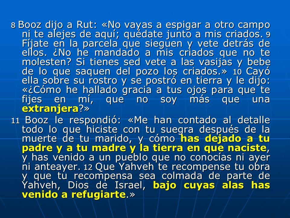 Rut Capítulo 4 11 Los ancianos respondieron: «Somos testigos.