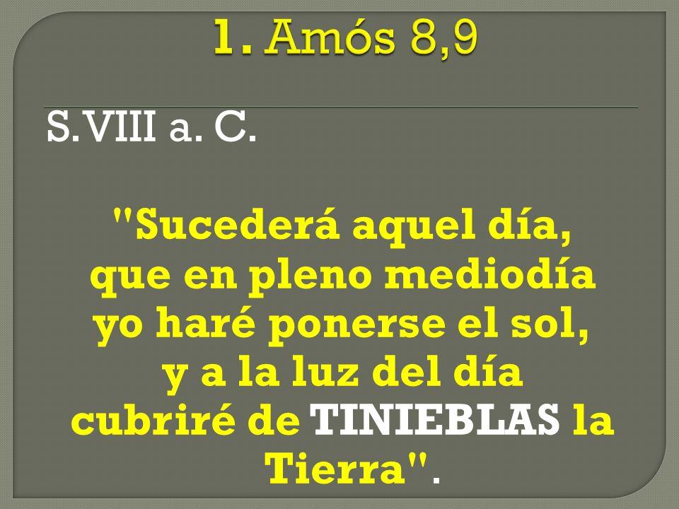 S.VIII a. C.