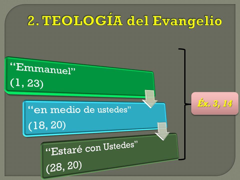 Éx. 3, 14