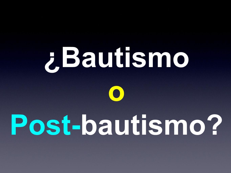 B.ESTRUCTURA GLOBAL de Mc. El bautismo anticipa el final del evangelio 2.