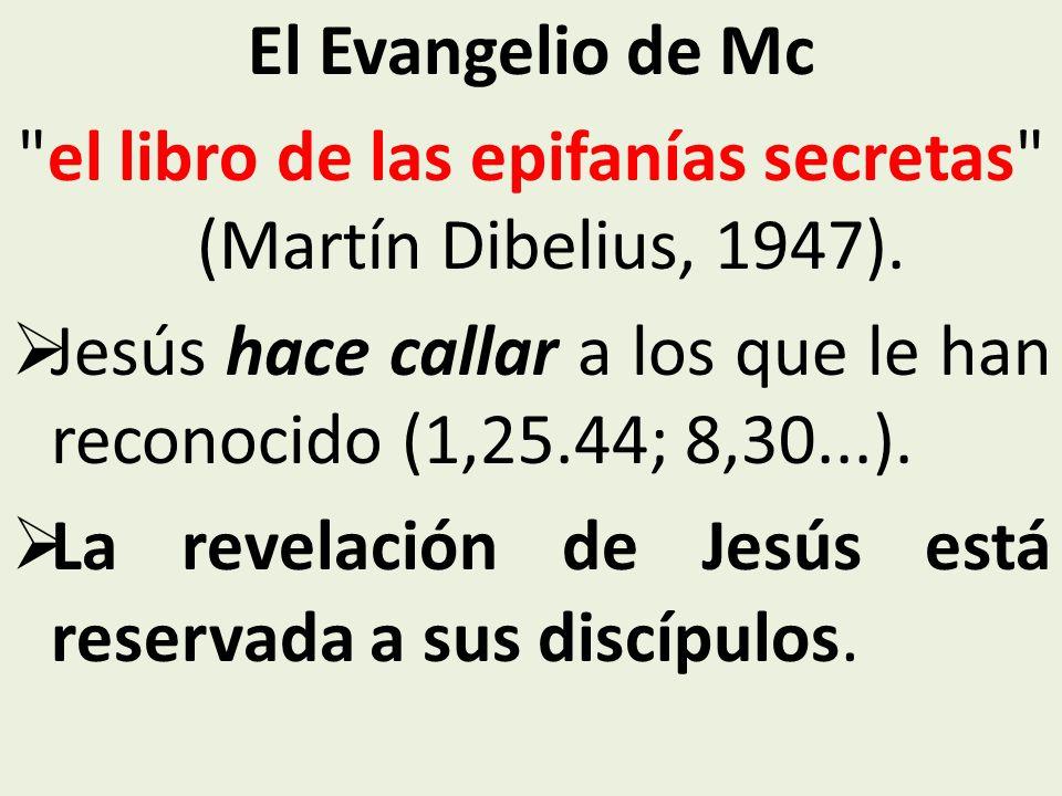 El Evangelio de Mc