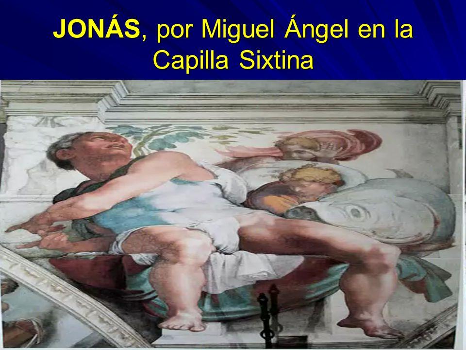 BALLENA El Señor envió un pez gigantesco para que se tragara a Jonás y estuvo Jonás en el vientre del pez tres días con sus noches.