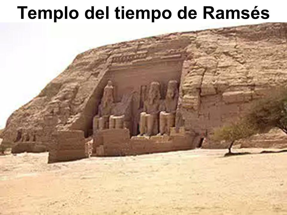 Templo del tiempo de Ramsés