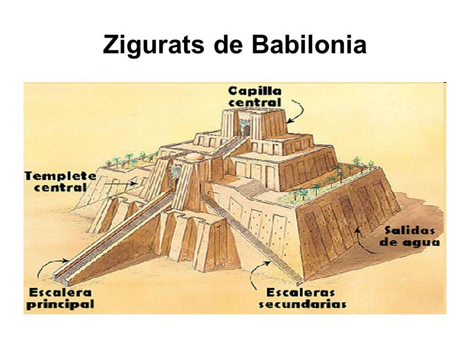 Zigurats de Babilonia