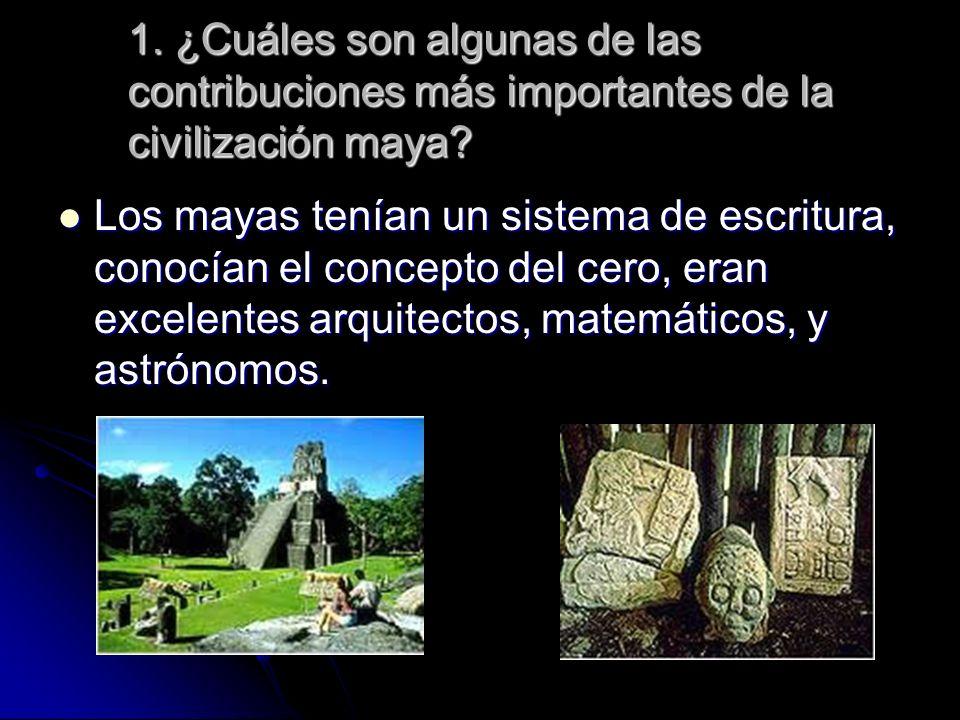 Por mucho tiempo se pensó que los mayas eran muy pacíficos, ¿cómo llegamos a saber lo contrario.