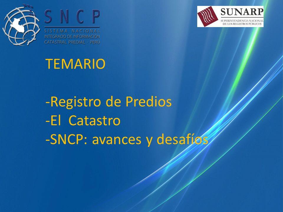 RETOS O DESAFÍOS Avanzar en el desarrollo del SNCP implica el desarrollo de relaciones de colaboración con los gobiernos locales (195 municipalidades provinciales y 1639 municipalidades distritales).