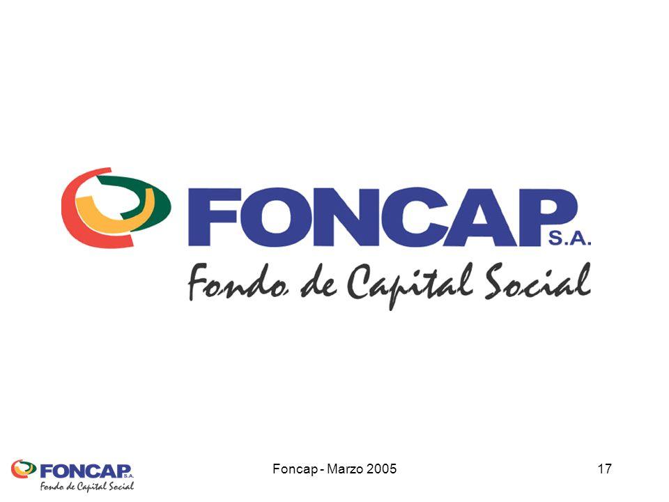 Foncap - Marzo 200517