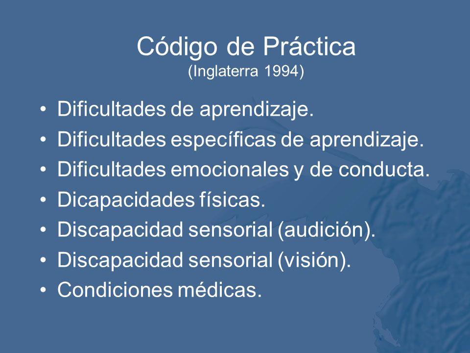 La investigación desarrollada dentro de este paradigma emplea un modelo de causación en el que las dificultades en el aprendizaje son vistas en relaci