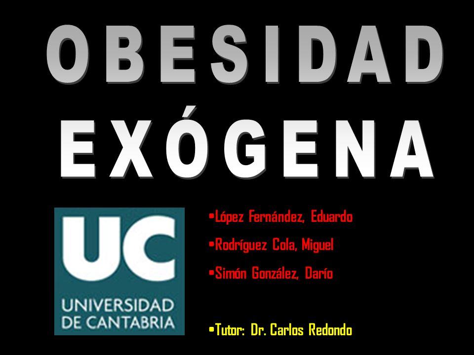 López Fernández, Eduardo Rodríguez Cola, Miguel Simón González, Darío Tutor: Dr. Carlos Redondo