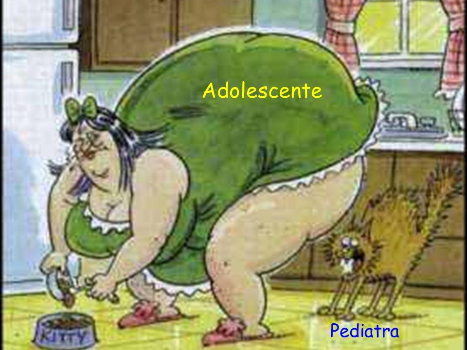 Adolescencia Crea gran confusión en los padres, profesionales sanitarios y en el propio adolescente.