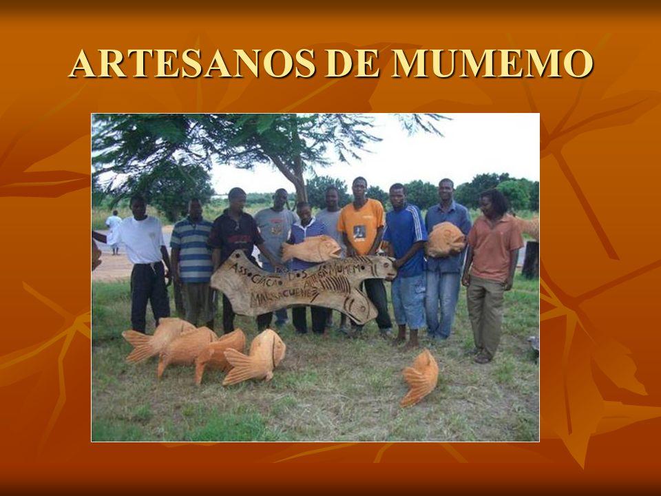 ARTESANOS DE MUMEMO
