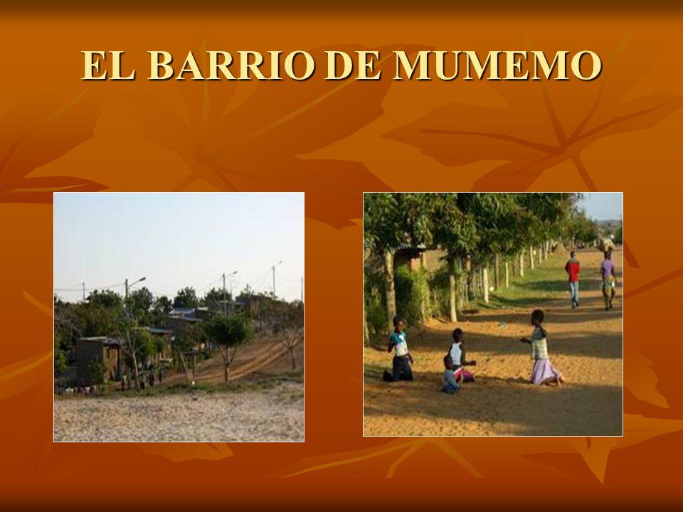 EL BARRIO DE MUMEMO