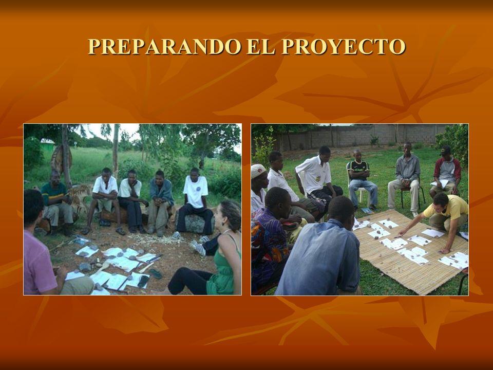 PREPARANDO EL PROYECTO