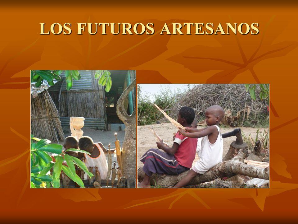 LOS FUTUROS ARTESANOS
