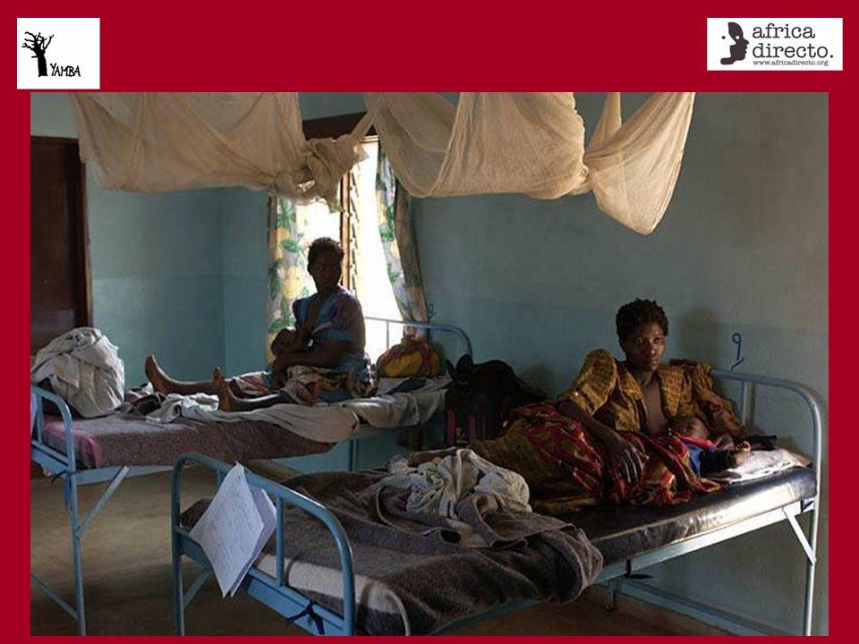 75% vive por debajo del umbral de la pobreza, (1/2 con menos de 1 $ al día).