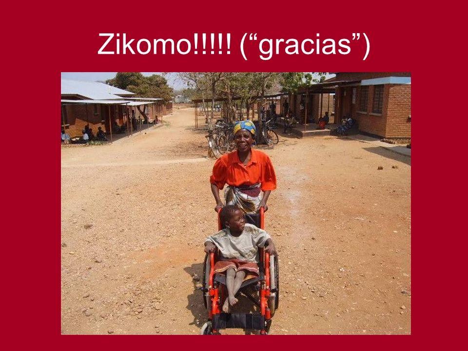 Zikomo!!!!! (gracias)