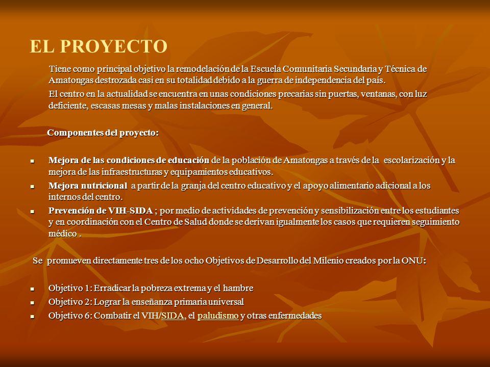 LA LOCALIZACIÓN PROVINCIA DE MANICA CHIMOIO, Capital de Manica MOZAMBIQUE PARROQUIA DE AMATONGAS Mozambique, en el año 2010, ocupaba el puesto 165 en el Informe sobre Desarrollo Humano que elabora cada año el PNUD.