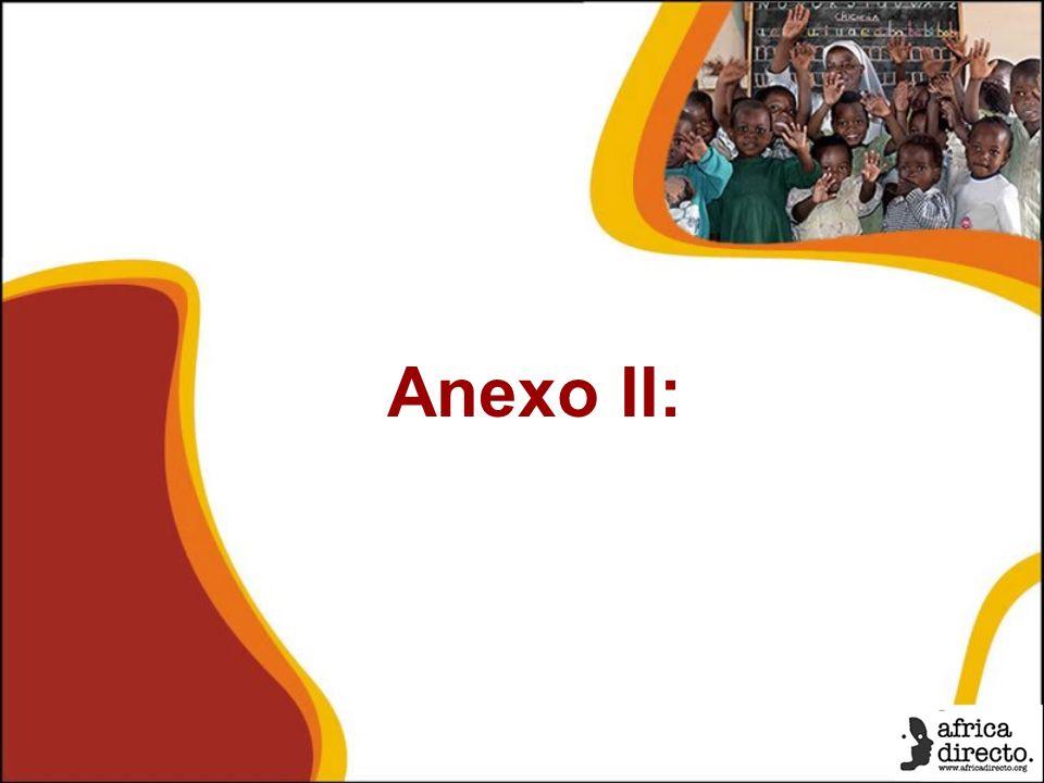Anexo II: