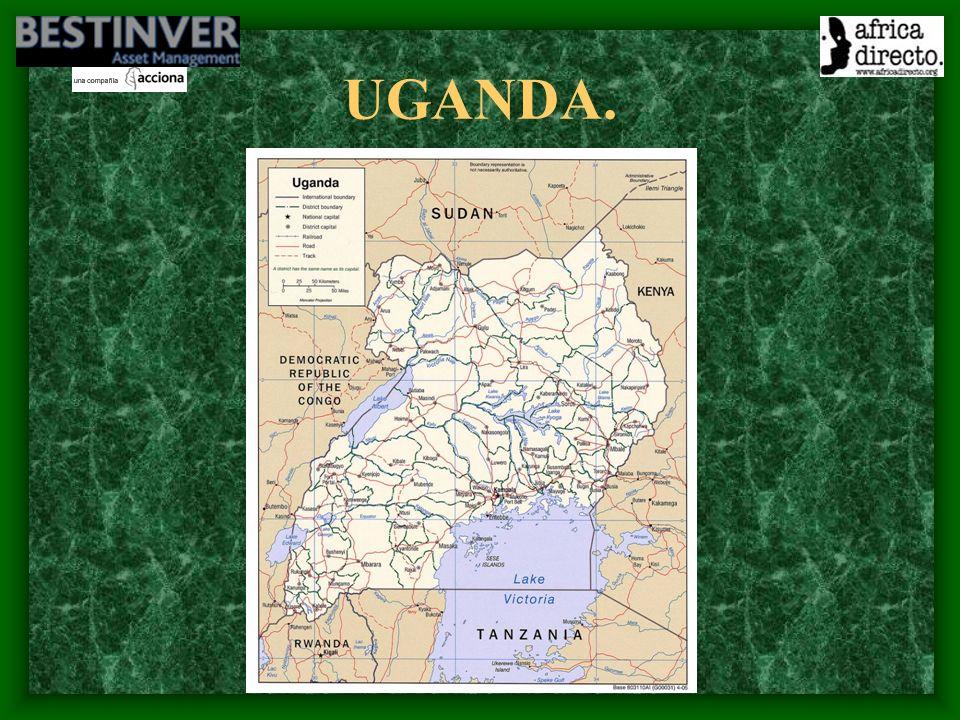 UGANDA: un país verde.