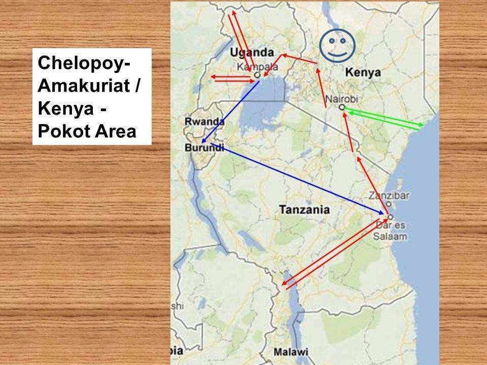 Chelopoy- Amakuriat / Kenya - Pokot Area