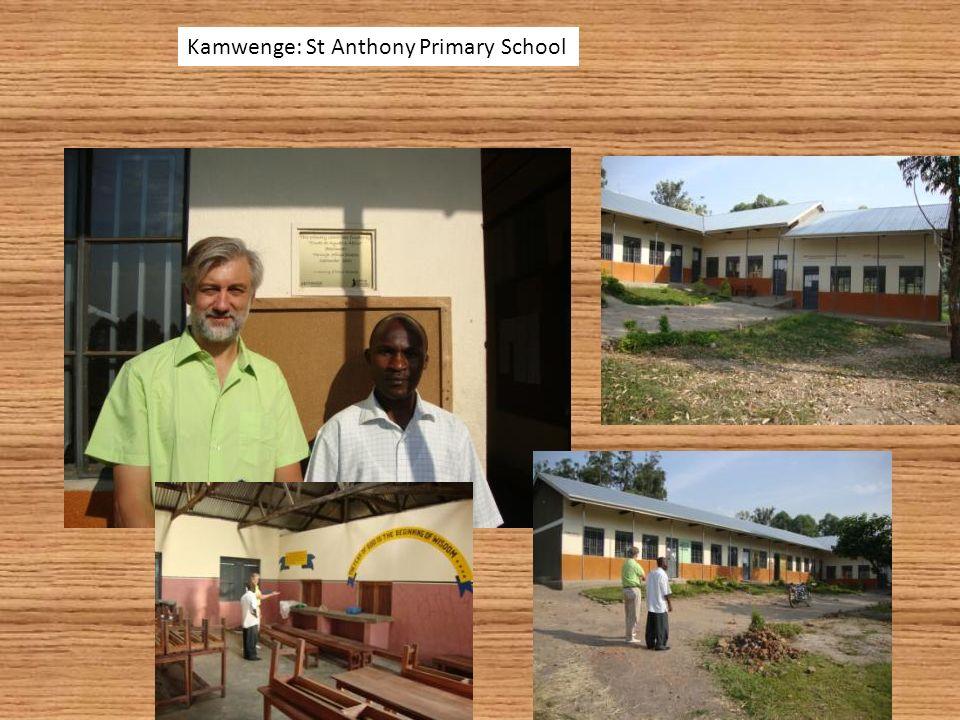 Kamwenge: St Anthony Primary School