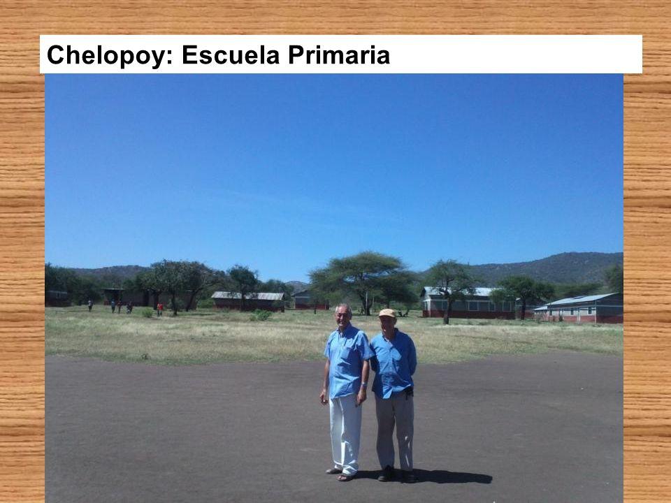 Chelopoy: Escuela Secundaria.