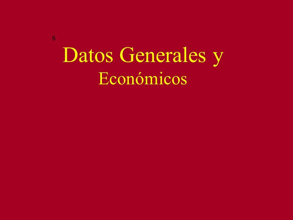 s Datos Generales y Económicos