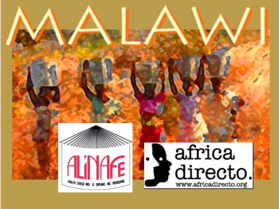 GRACIAS a vuestra ayuda, ALINAFE podrá continuar realizando su excelente trabajo que proporciona la esperanza de futuro para decenas de miles de malawianos.