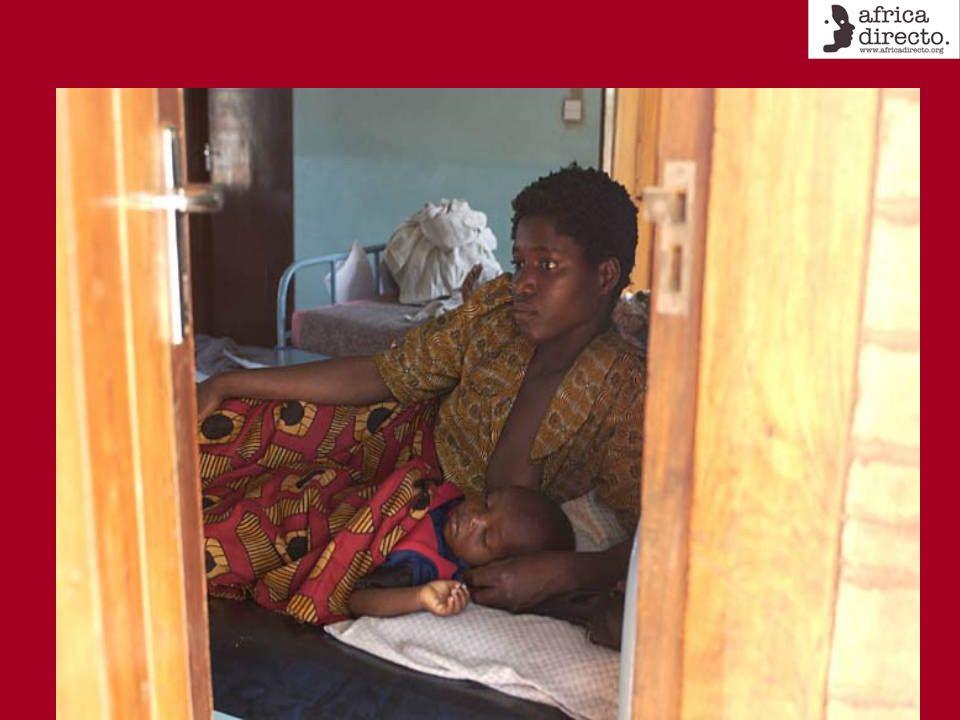 - Unas salas de ingreso para los enfermos, con capacidad para 40 pacientes (hombres, mujeres y niños, e infecciosos) donde se ingresan a los enfermos por un periodo de tiempo dependiendo de la gravedad de su estado.