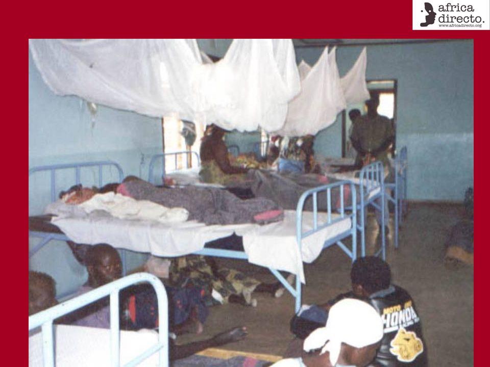 Un equipo médico, formado por clinical officers y medical assistant.
