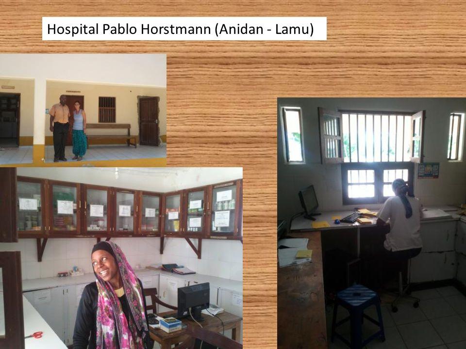 Hospital Pablo Horstmann (Anidan - Lamu)