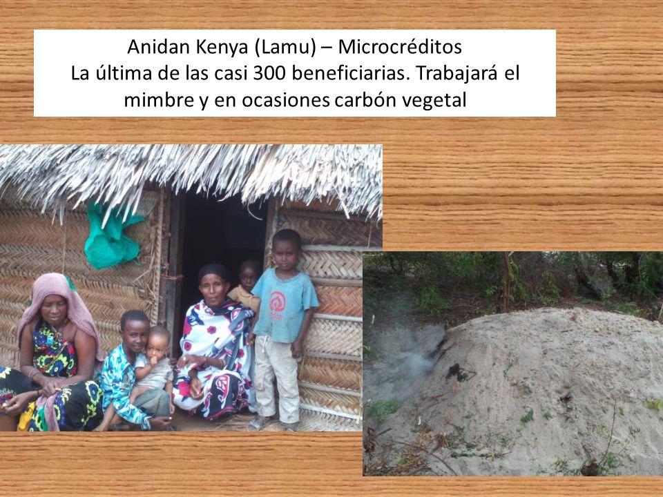 Anidan Kenya (Lamu) – Uno de los pueblos de los que vienen los niños.